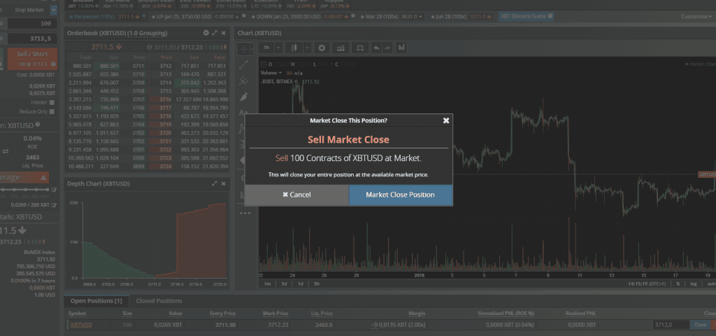 tutorial bitmex